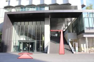 会場案内ES館入口
